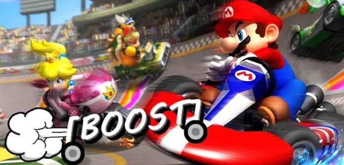 Mario Kart boosté, c'est 216 pistes supplémentaires !