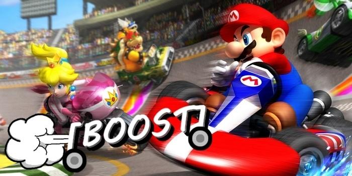 Mario Kart boosté c'est 216 pistes supplémentaires