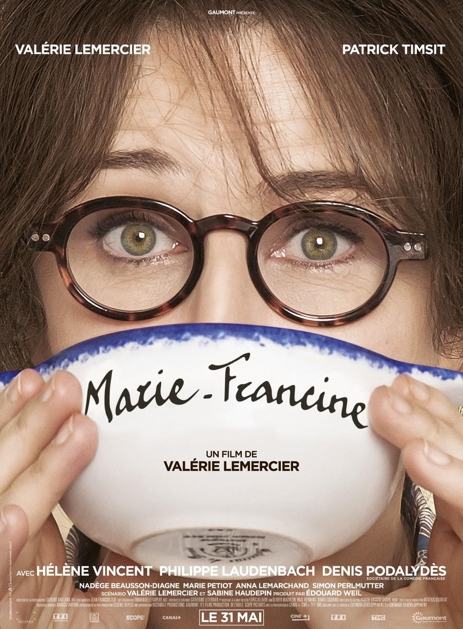 [Concours] Marie-Francine 5 place pour deux personnes à gagner !