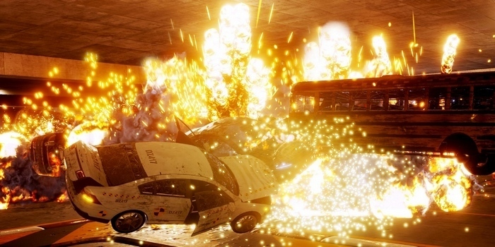 Ressusciter le mode crash de Burnout ? Danger Zone le fait !