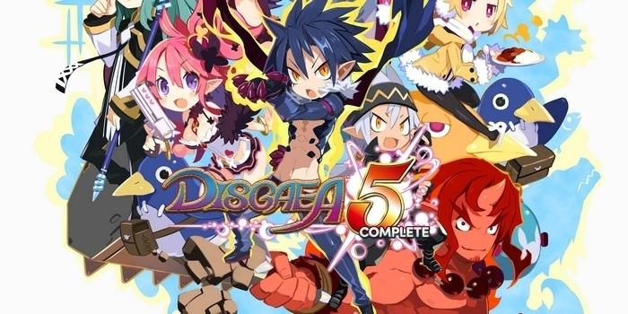 Disgaea 5 Complete – disponible sur Nintendo Switch !
