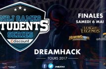 [Dreamhack 2017] Les résultats des NRJ Games Students Series_1