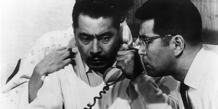 [Sortie Blu-ray] Entre le ciel et l'enfer se trouve Akira Kurosawa