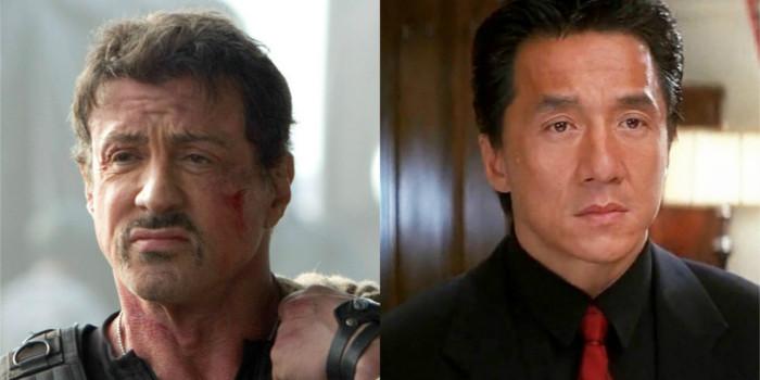 Sylvester Stallone et Jackie Chan réunis dans un thriller d'action