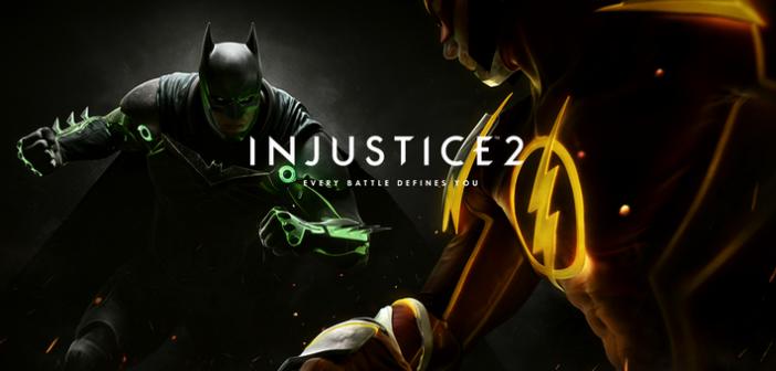 Exclu Injustice 2 le processus de sélection des nouveaux personnages