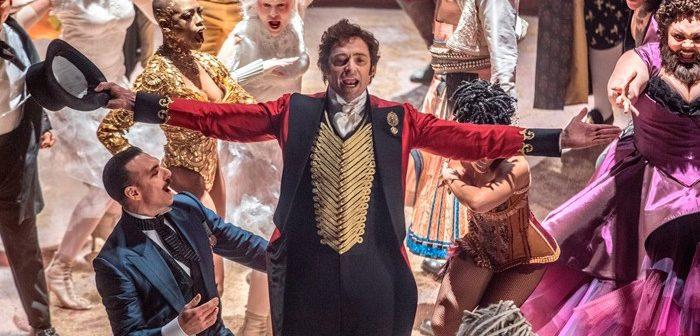 Premières images d'Hugh Jackman dans The Greatest Showman !