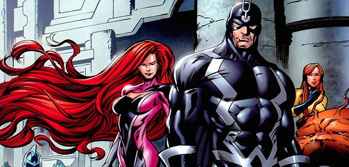 Inhumans : la nouvelle série Marvel se dévoile avec une photo officielle !