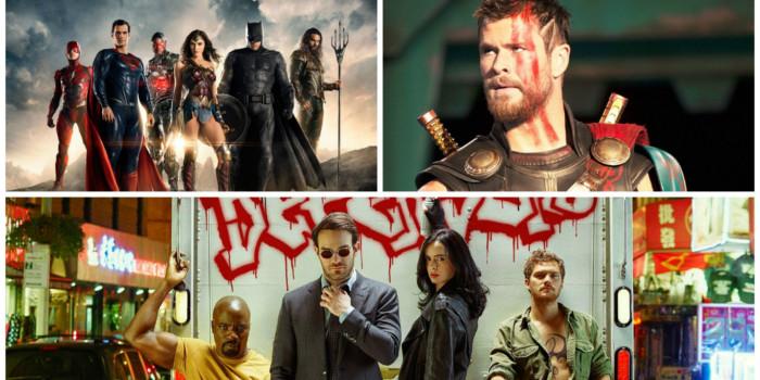 Justice League, The Defenders… êtes-vous team Aerosmith ou team Nirvana ?