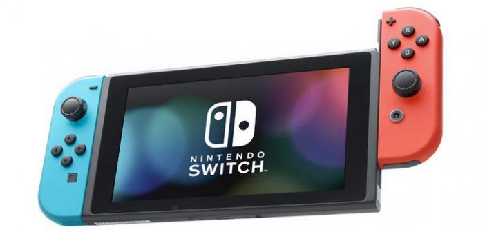 La Nintendo Switch accueille un nouveau jeu depuis la Wii U