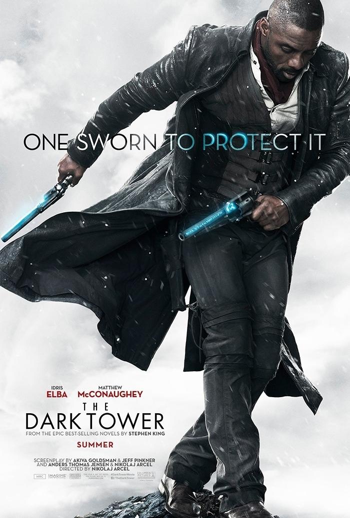 La Tour Sombre : un trailer et des affiches mystiquement vénères !