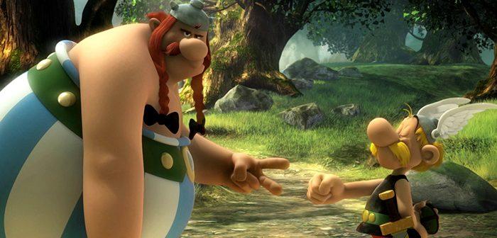 La suite de Asterix : le Domaine des Dieux a son titre officiel !