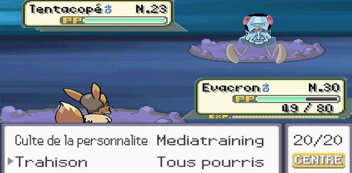 Le Pen, Fillon, Hollande... élisez-les tous façon Pokémon !