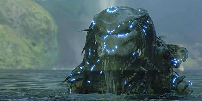 Le Predator s'éclate sur le tournage du film de Shane Black !