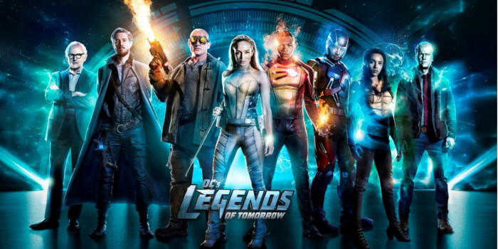 Legends of Tomorrow : l'équipe se dévoile sur un concept art pour la saison 3