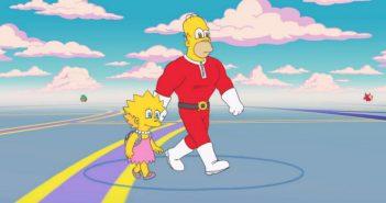 Les Simpson : quand Lisa et Homer parodient Pokemon Go