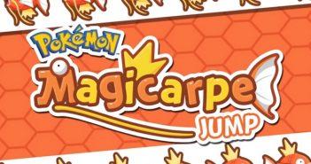 Pokémon : Magicarpe Jump, le nouveau jeu mobile disponible maintenant !