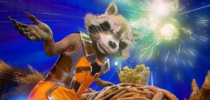 Marvel VS Capcom Infinite, découvrez le teaser de Rocket Raccoon !