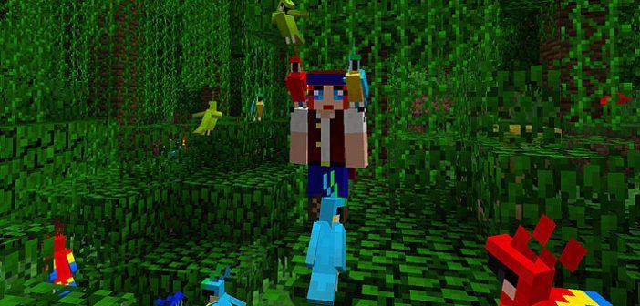 Suite à une polémique concernant la façon de nourrir les perroquets dans Minecraft, Mojang et Microsoft réagissent instantanément !
