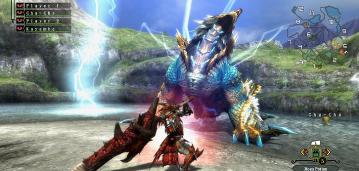Monster Hunter XX des visuels qui vous pètent la rétine sur Switch !