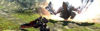 Monster Hunter XX : des visuels qui vous pètent la rétine sur Switch