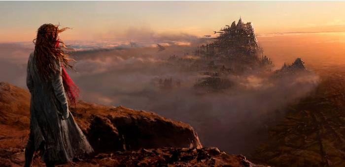 Mortal Engines : un premier concept-art dévoilé par Peter Jackson