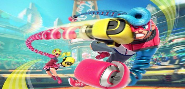 Nintendo Switch quels jeux seront disponibles en juin