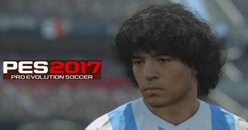 PES 2017 du nouveau sur l'affaire Diego Maradona et Konami !