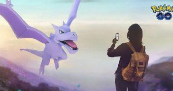 Pokemon Go, un prochain évènement taillé dans la pierre !
