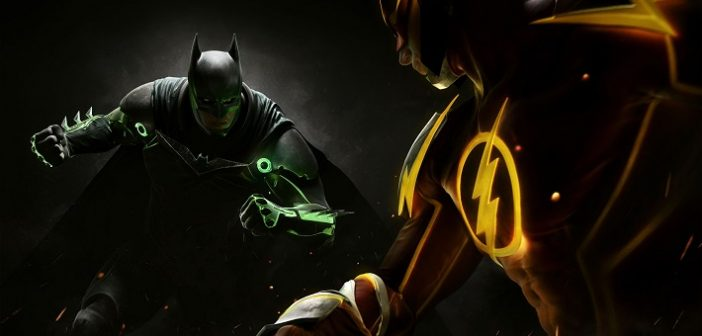 [Preview] Injustice 2 : le retour puissant des supers héros !