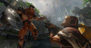 [Preview]Quake Champions: le retour du roi ?