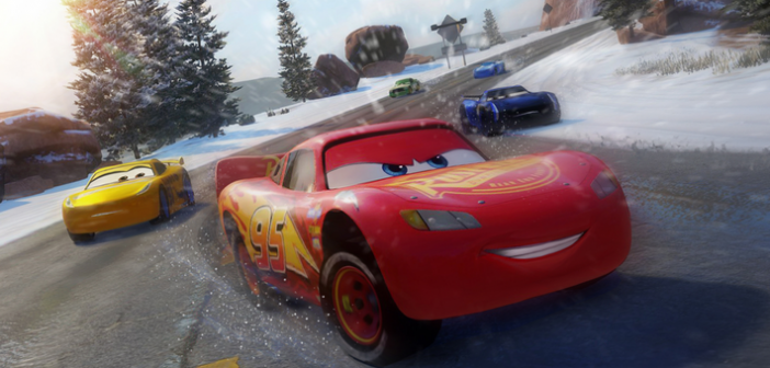[Preview] Cars 3 - Course vers la victoire : Flash McQueen roule encore plus fort !