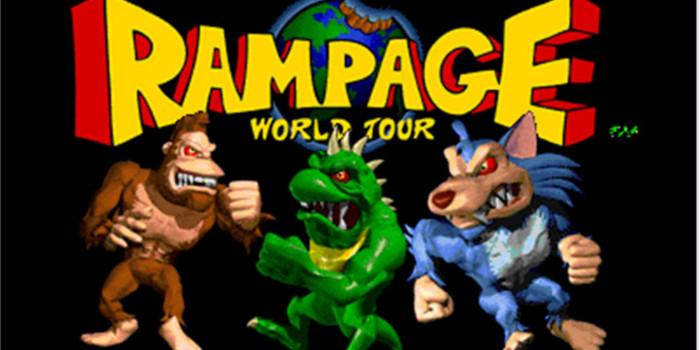 Rampage un synopsis et une première image pour l'adaptation du jeu vidéo