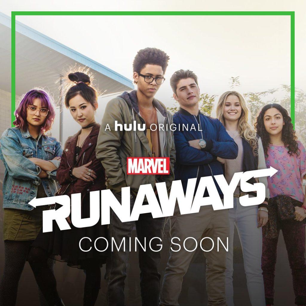 Runaways : une affiche et un teaser leaké pour la prochaine série Marvel