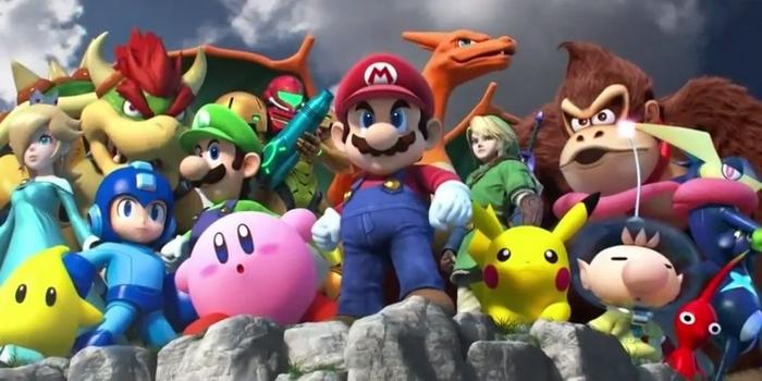 [Rumeur] Un utilisateur 4chan publie les images de Smash Bros Switch !