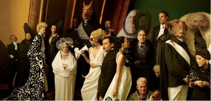 Star Wars VIII : Les Derniers Jedi fait le plein d'images avec Benicio Del Toro