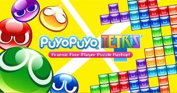 Sega revient avec un mélange improbable. Prenez l'indétrônable Tetris, fusionnez le avec l'énorme titre arcade Puyo Puyo et obtenez Puyo Puyo Tetris. Notre verdict en 2 blocs !