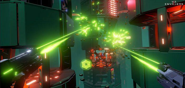 Les amateurs de jeux typés arcade ont dorénavant un titre de plus en réalité virtuelle, VR Invaders. Ce dernier vaut-il le détour ?
