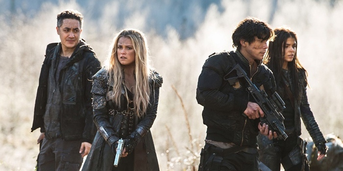 The 100 : top 5 des moments forts de l'épisode 10 de la saison 4 ! Spoilers