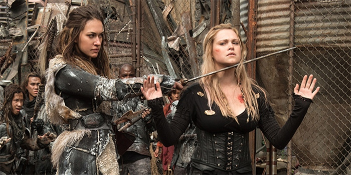 The 100 : top 5 des moments forts de l'épisode 11 de la saison 4 ! Spoilers