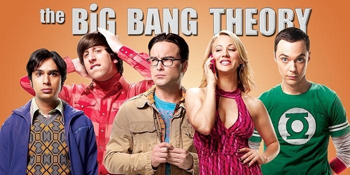 The Big Bang Theory est la série la plus regardée aux US en 2017 !
