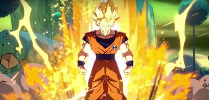 5 raisons qui font de Dragon Ball FighterZ le meilleur jeu DBZ_1