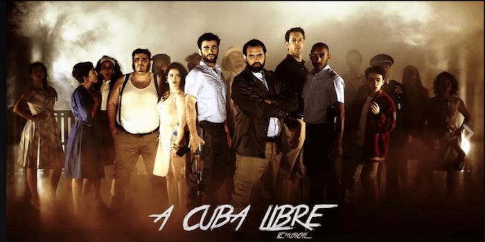 À Cuba libre une comédie musicale endiablée
