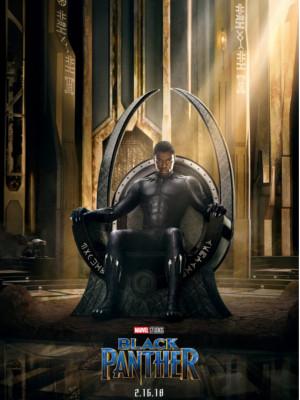 Black Panther : T'Challa sur le trône du Wakanda dans un premier poster