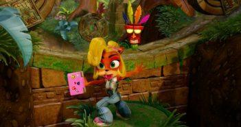 Coco s'incruste dans Crash Bandicoot N. Sane Trilogy !