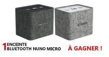 Concours Nuno micro à gagner