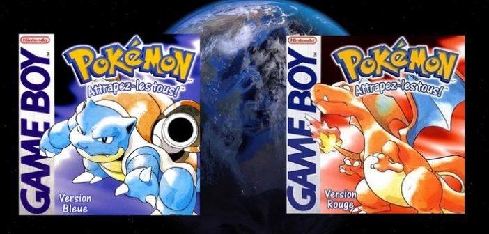 Découvrez 7 Anecdotes sur Pokémon Rouge et Bleu !