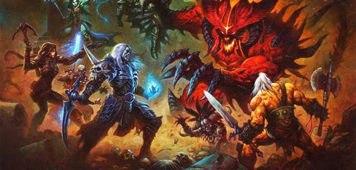 Après une première apparition dans le deuxième épisode de la saga, le nécromancien ressuscite dans Diablo 3 Le retour du nécromancien.