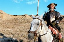 Don Quichotte : Terry Gilliam a terminé le tournage de son adaptation !