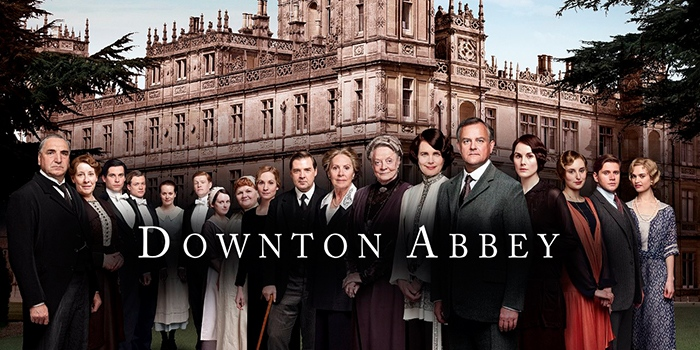 Le film est en préparation — Downton Abbey