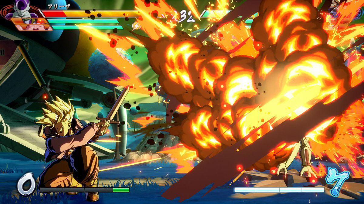 Les développeurs de Dragon Ball FighterZ nous présentent fièrement l'arrivée de l'un des personnages mythiques de la saga DBZ.